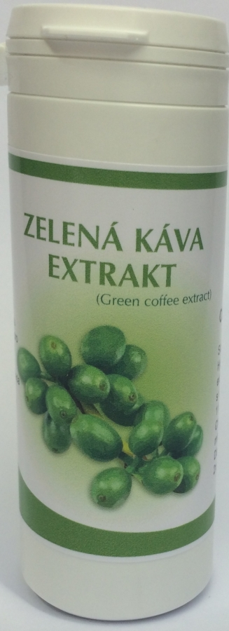 Nature Force Green coffee vegetariánské kapsle 100 ks